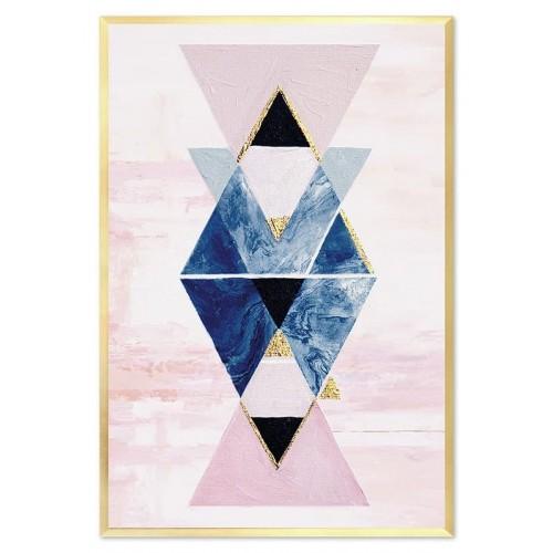 Obraz Abstrakcja Crystal 1