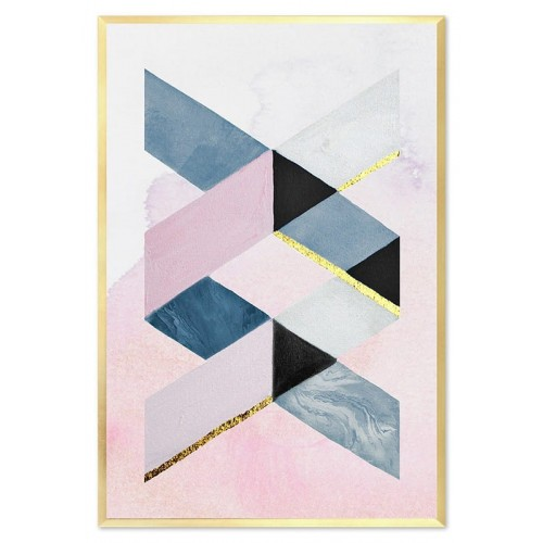 Obraz Abstrakcja Crystal 2