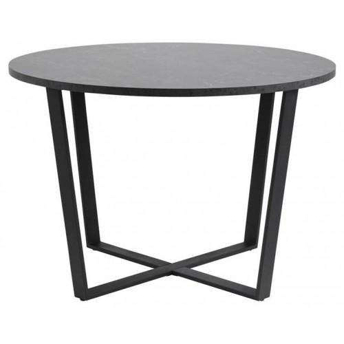 ACTONA stół AMBLE 110 czarny