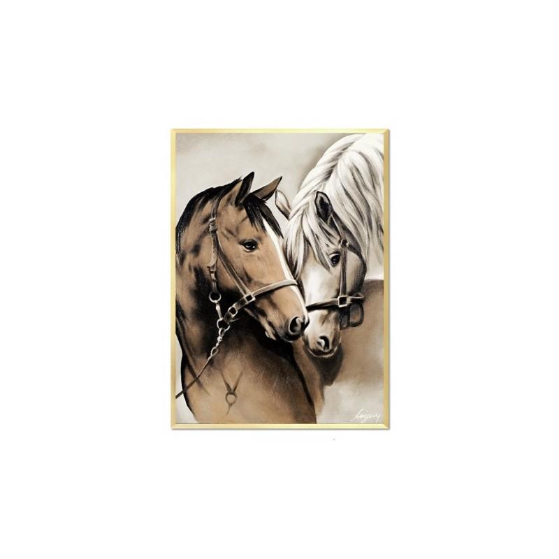 Obraz Dwa konie