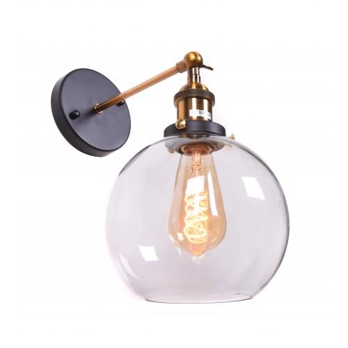 KINKIET LAMPA ŚCIENNA LOFT NAVARRO