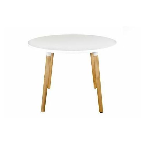 Stół Copine blat biały 110cm