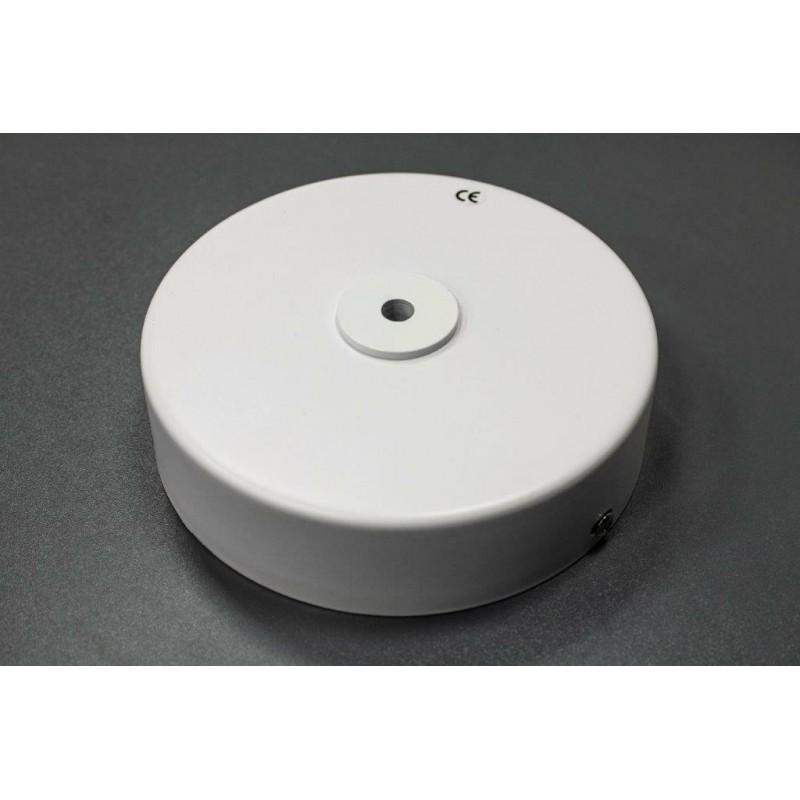 Podsufitka do lampy FI 15cm biała - metal
