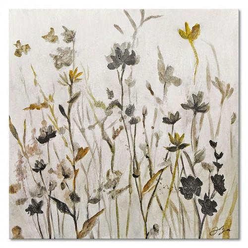 Obraz Abstrakcja Polne Kwiaty