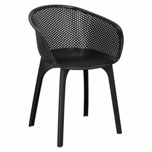 Krzesło Dacun czarne