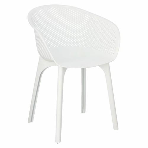 Krzesło Dacun białe