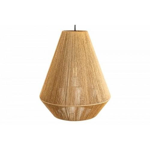 INVICTA lampa wisząca PURE NATURE II - papier, rattan