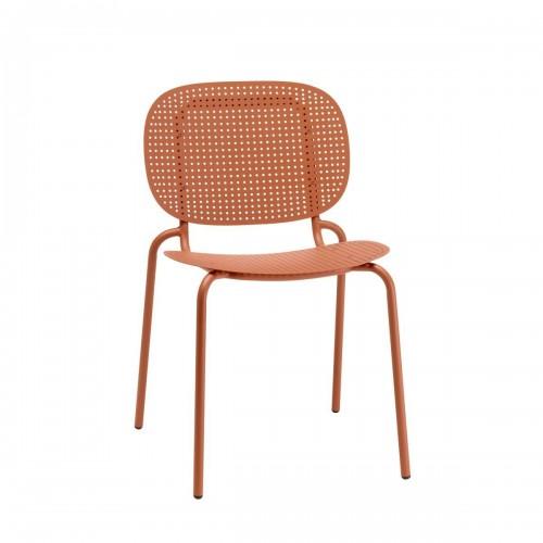 Krzesło SI-SI Dots terracotta