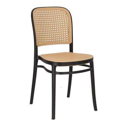 Krzesło Antonio czarne