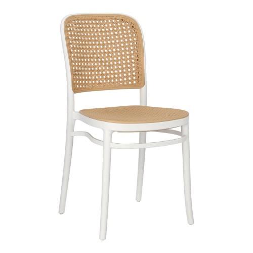 Krzesło Antonio białe