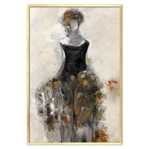 Obraz Złota Kobieta 6