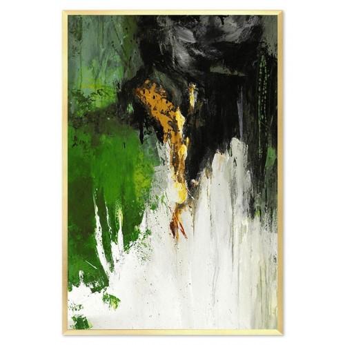 Obraz Abstrakcja Green 5