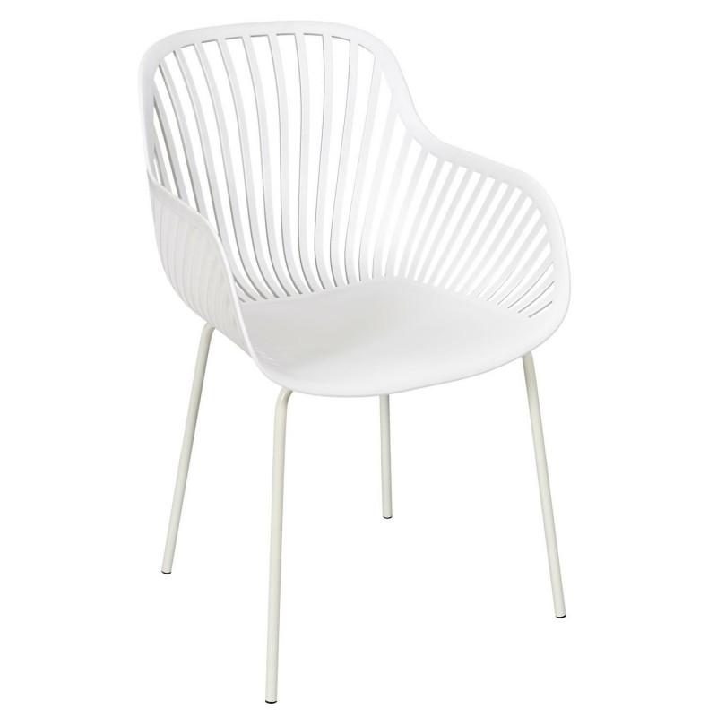 Krzesło Escar białe