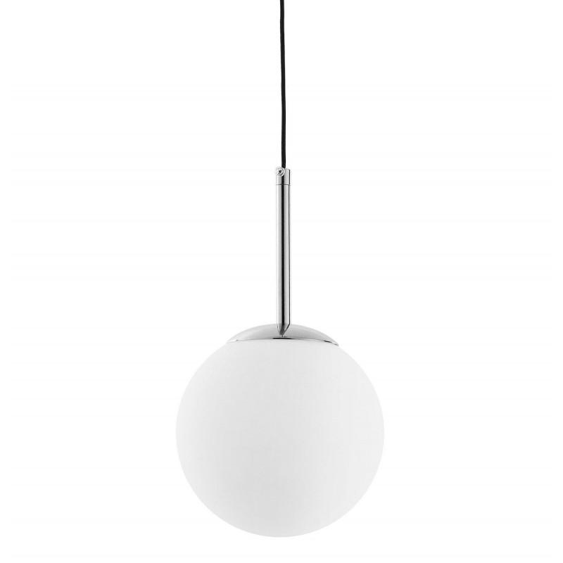 NOWOCZESNA LAMPA WISZĄCA CHROMOWANA FREDICA W1