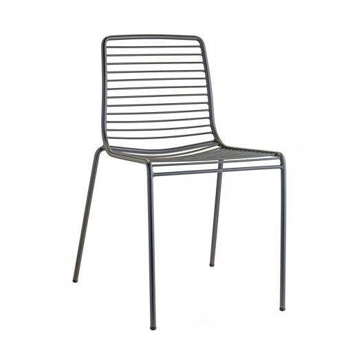 Krzesło Summer antracytowe