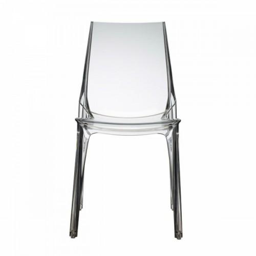 Krzesło Vanity transparentne