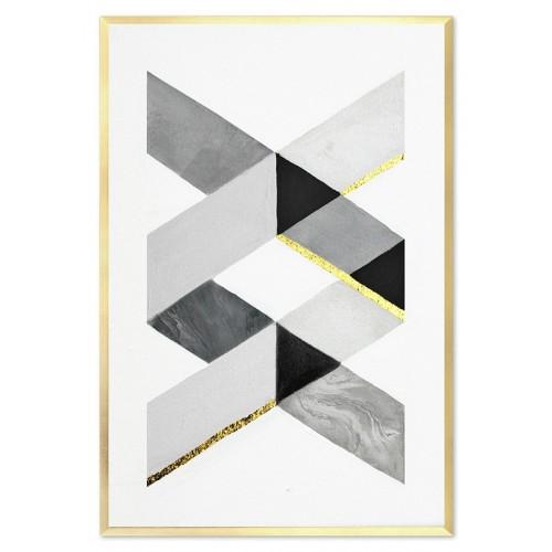 Obraz Abstrakcja Diamonds 8