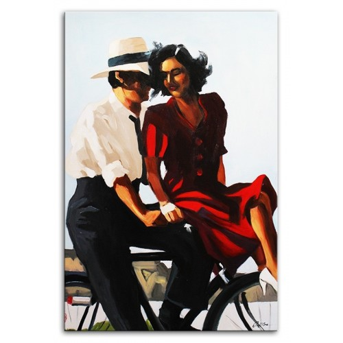 Obraz Jack Vettriano Lazy hazy days