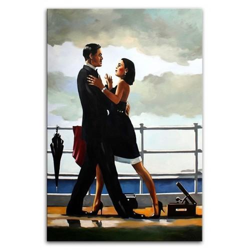 Obraz Jack Vettriano Anniversary Waltz