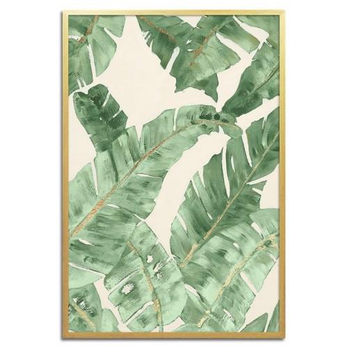Obraz Abstrakcja Green Jungle