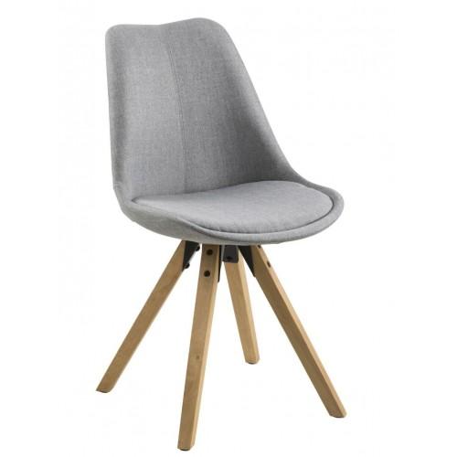 Krzesło Dilma light grey