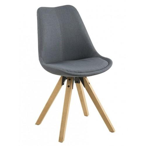 Krzesło Dilma dark grey