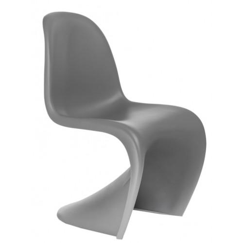 Krzesło Balanga PP szare