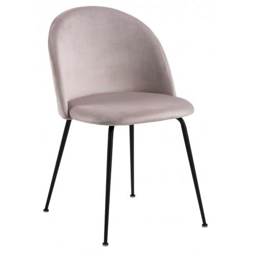 Krzesło Louise Light Pink