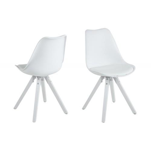 Krzesło Dilma white