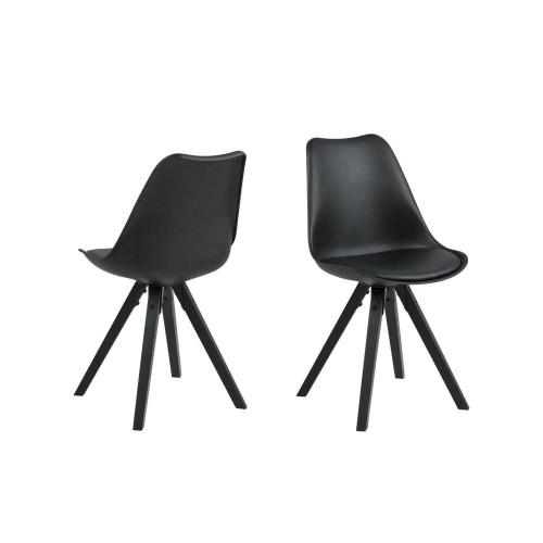 Krzesło Dilma black