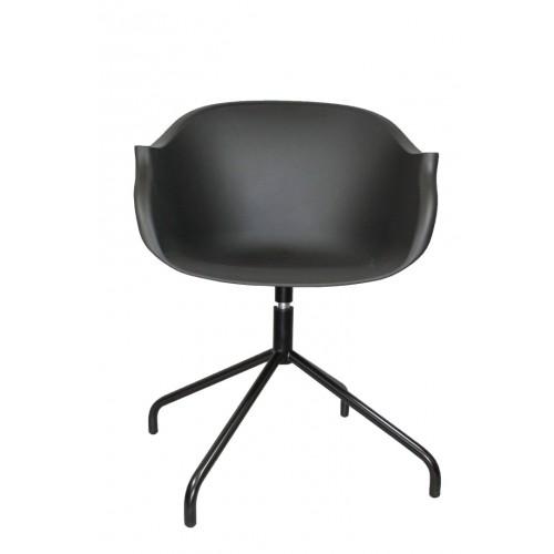 Krzesło Roundy Black