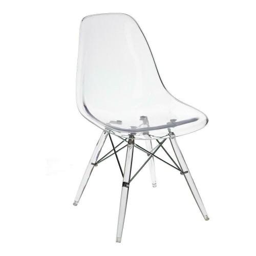 Krzesło Kris Clear