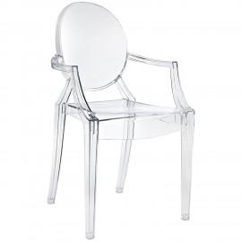 Krzesła nowoczesne z tworzywa