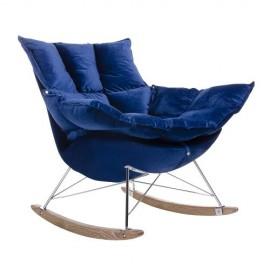 Krzesła i fotele bujane nowoczesne