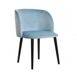 Krzesła nowoczesne tapicerowane drewniane